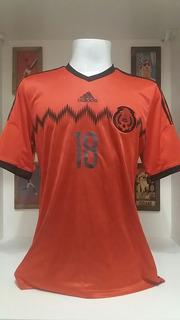 Camisa Futebol adidas Seleção Mexico Guardado