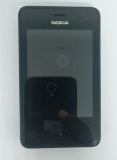 Nokia Asha 501 Preto Sim 2 Não Reconheci Chip