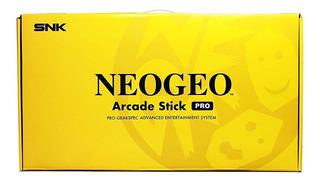 Consola Neogeo Arcade Stick Pro Con 20 Juegos