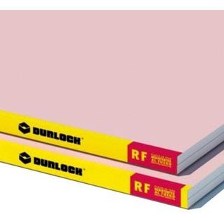 Placa Durlock Resistente Fuego 12,5mm 1,20 X 2,40 Mts