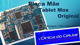 Placa Mãe Mox Tab 7002 4gb Original (retirada De Peças)