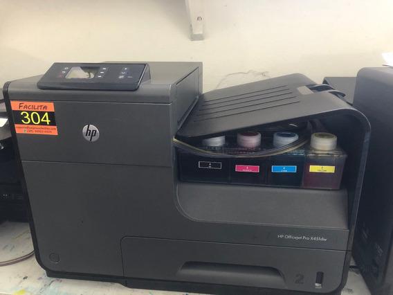 Multifunciona Hp Pro X 451