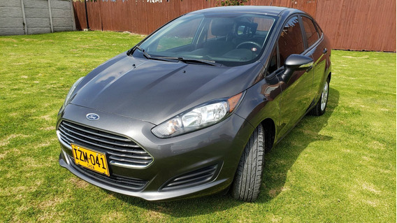 Ford Fiesta 2016 Se 1.6 Mt Aa 7ab Abs