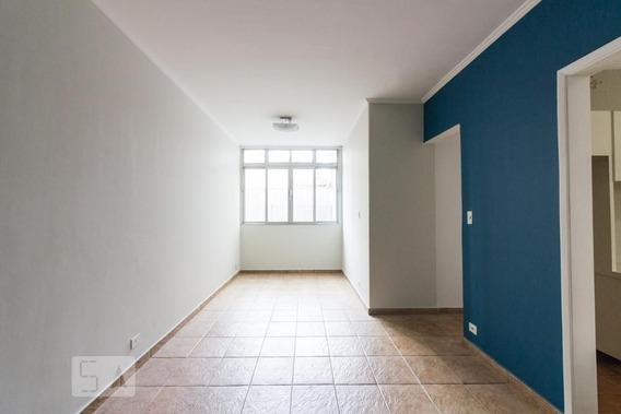 Apartamento No 1º Andar Com 2 Dormitórios E 1 Garagem - Id: 892954088 - 254088