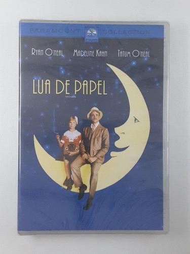 Dvd Lua De Papel Original Lacrado