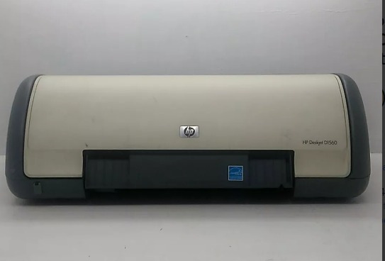 Impressora Hp Deskjet D1560 Defeito