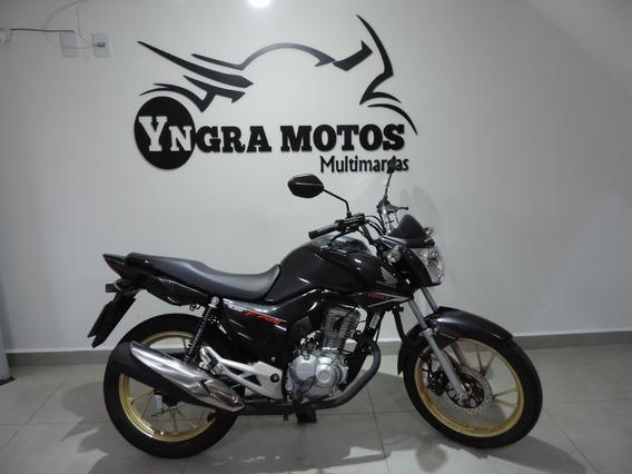 Honda Cg 160 Fan 2019 C/1.719km Nova
