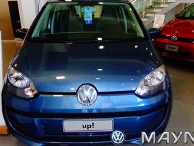 Volkswagen Auto Ahorro Vw Up 0km 2017