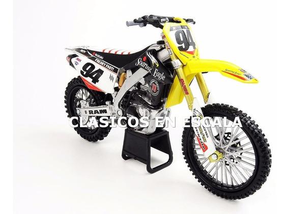 Suzuki #94 H450-mx Ken Roczen Rch Racing - Moto New Ray 1/12