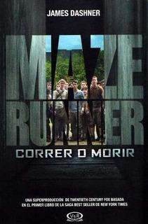 Trilogia Maze Runner 3 Libros Nuevos Fisicos