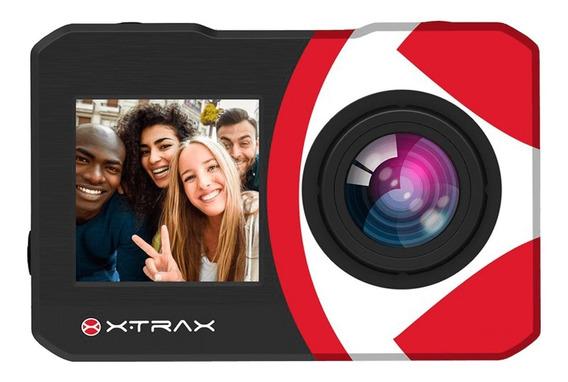 Câmera Ação Xtrax Selfie 4k