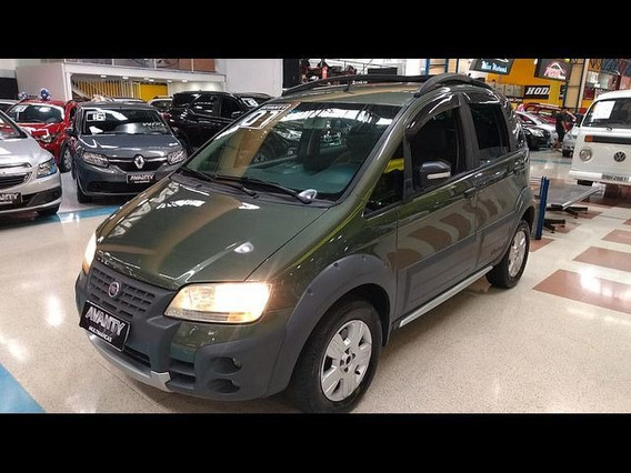 Fiat Idea 1.8 Mpi Advent 8v 2007