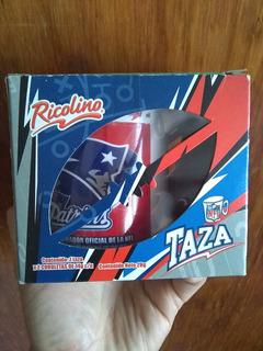 Taza Nfl Patriots De Ricolino