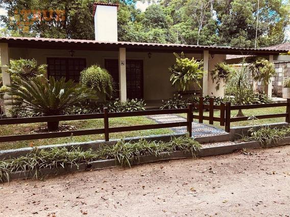 Oportunidade De Casa No Condomínio Sete Casuarinas Em Aldeia - Ca0369
