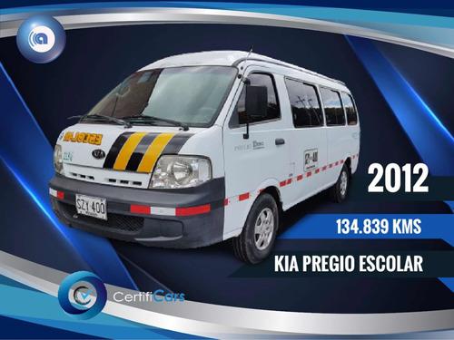 Kia Pregio Financiación En Financiacars.com