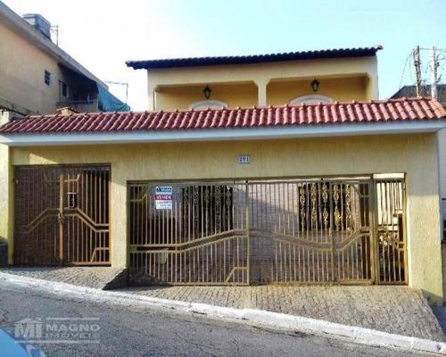 Sobrado Com 4 Dormitórios À Venda Em Ermelino Matarazzo - So1945
