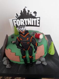 Tortas Infantiles Fortnite