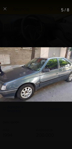 Peugeot 405 1.8 Gli 1994