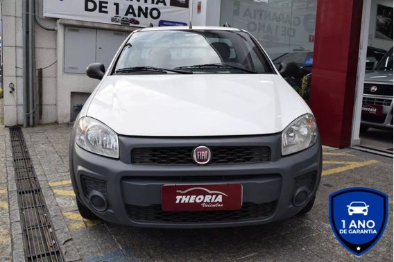 Fiat Strada 1.4 Mpi Hard Working Cs 2018