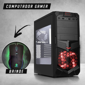Computador Gamer Intel I5 8gb Mem 500gb Hd Vga 2gb Ddr3 Hdmi