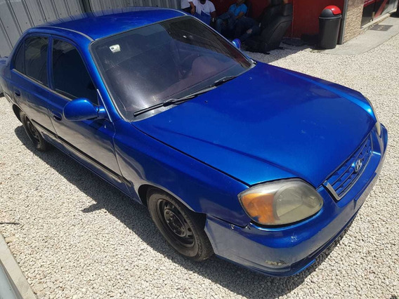 Hyundai Accent Inicial 40,000