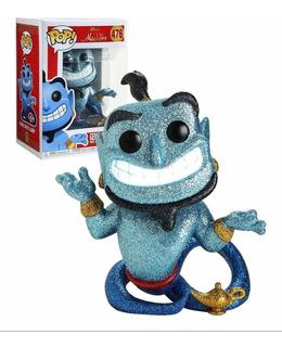 Funko Pop Disney Aladdin Genie With Lamp # 476