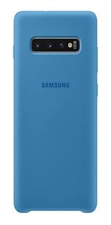 Funda Silicone Cover Silicona Original Samsung S10 S10 Plus