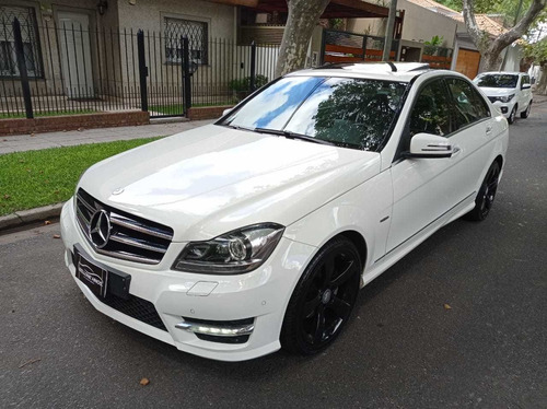 Mercedes Benz C250 Edition C Año 2014