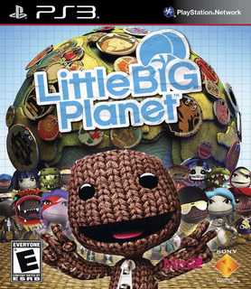 Little Big Planet Ps3 Digital Gcp