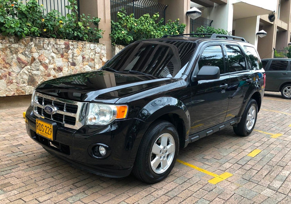 Ford Escape 4x4 Xlt 3.000cc 2010 - Excelente Estado