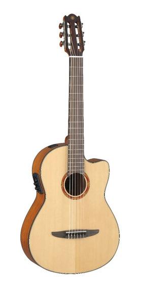 Violao Yamaha Ncx700 Nylon Clássico   A.r.t. System61   Nfe