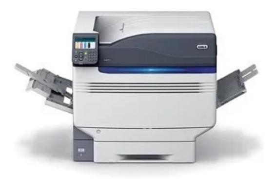 Impressora C911 Oki Semi Nova