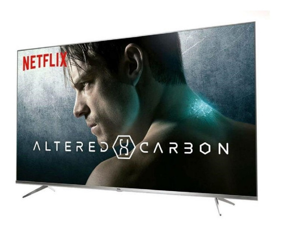 Smart Tv Tcl 65 Polegadas, 65, Led, 4k, 3xhdmi 2xusb