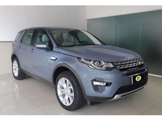 Discovery Sport 2.0 16v Si4 Turbo Gasolina Hse Luxury 4p