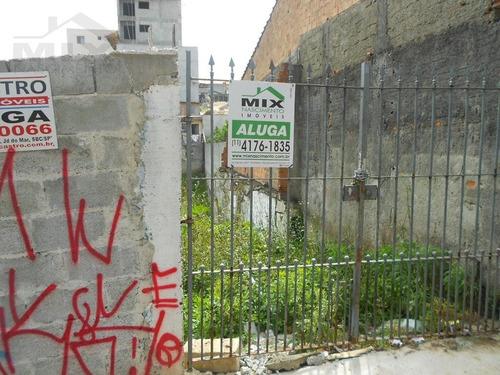 Terreno Em Vila Flórida  -  São Bernardo Do Campo - 360