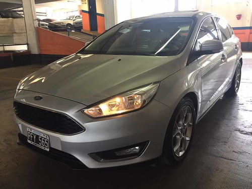 Ford Focus Iii 2.0 Se Plus At6 2015 Services Oficiales !!