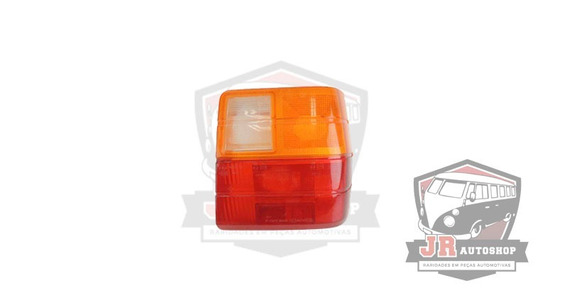 Lente Da Lanterna Traseira Tricolor Fiat Uno 84 A 94