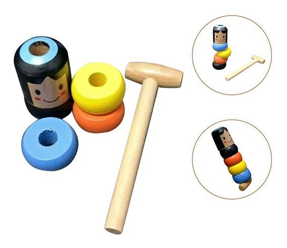 Inquebrável Imortal Daruma Brinquedo Mágico Truques De