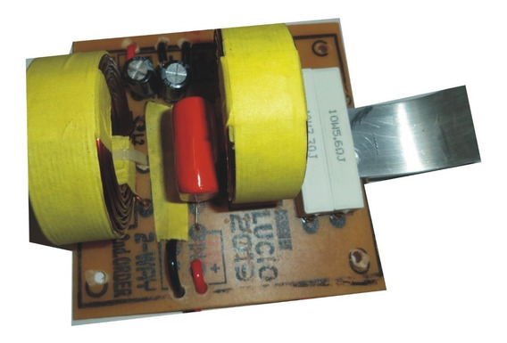 2 Indutores(bobinas) Para Divisores Passivos De 4,25mh