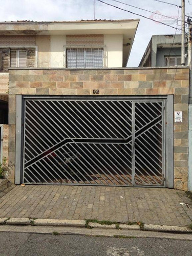 Sobrado Residencial À Venda, Jardim Aricanduva, São Paulo - So0323. - So0323