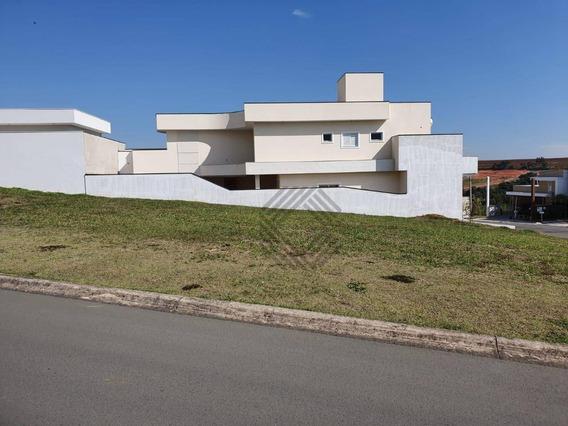 Terreno À Venda, 394 M² Por R$ 330.000 - Condomínio Village Milano - Sorocaba/sp - Te5273