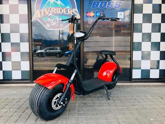 Scooter Patineta Eléctrica 1000w Mod 2019 Nueva