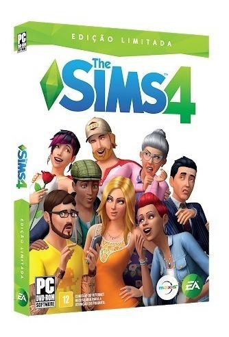 The Sims 4 Edição Limitada Mídia Física Original Pc