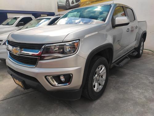 Imagen 1 de 12 de Chevrolet Colorado 2019 3.6 V6 Wt Paq. C 4x4 At