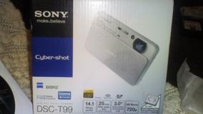 Cámara Fotográfica Sony Cybershot Nueva 14.1mpx