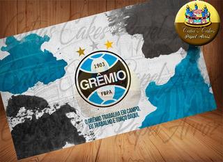 Gremio De Porto Alegre - Papel Arroz Modelos