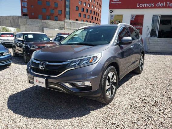 Honda Crv 2016 5p Exl L4/2.4 Aut 4wd