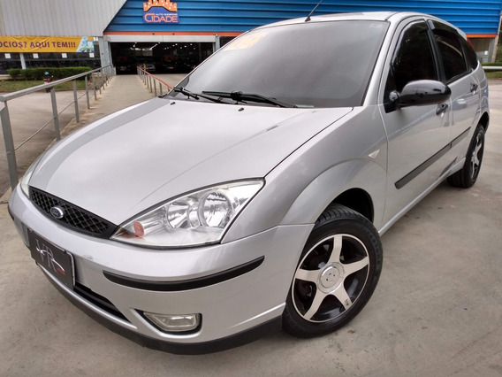 Ford Focus Hatch Gl 1.6 8v Flex Manual 2008/2009