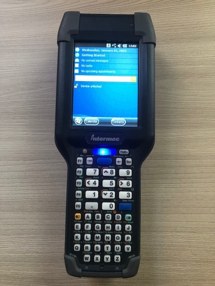 Coletor De Dados Intermec Ck3 R Alfanumerico 2d