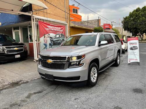 Imagen 1 de 14 de Chevrolet Suburban 5.4 Lt Piel Banca